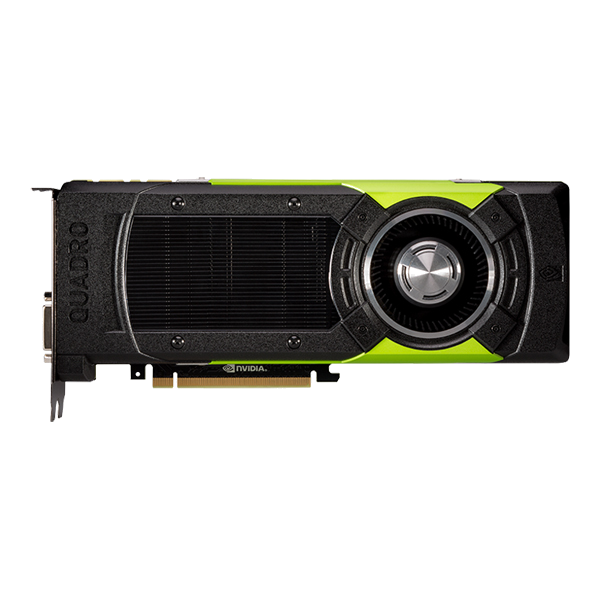 Nvidia Quadro M6000 12GB Graphics Card PCIe 3.0 x16 L2K02AA